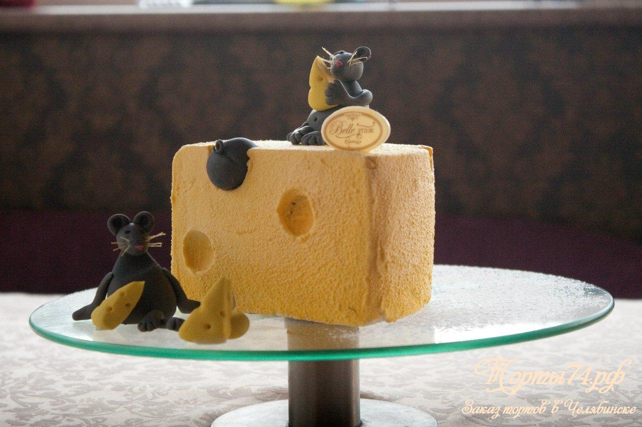 """Детские торты торт  """"мышиная возня """" арт.4. Авторские торты на заказ в Челябинске."""