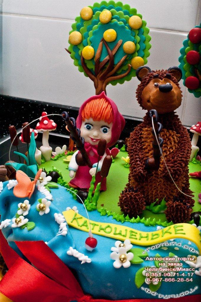 Маша торт фото