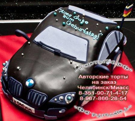 Заказать торт машину