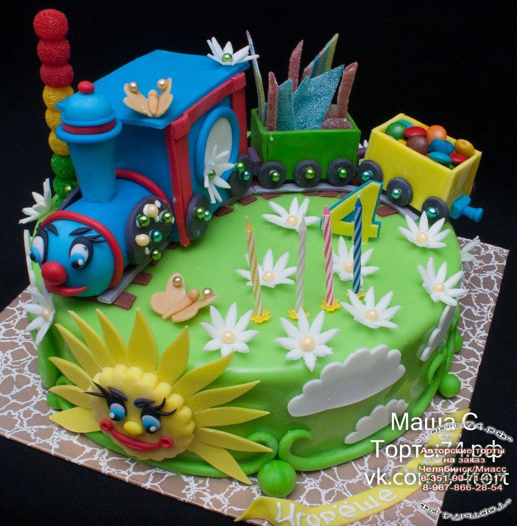 торт мальчику фото