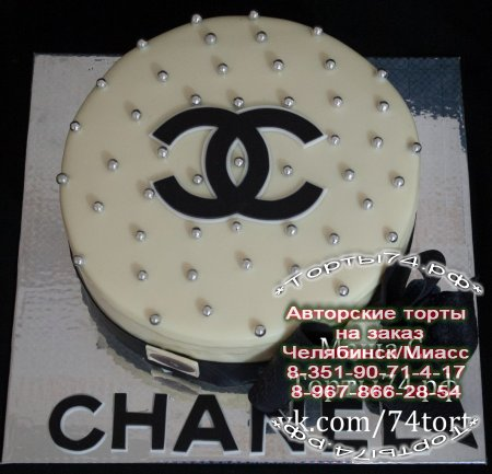 Торт шанель фото